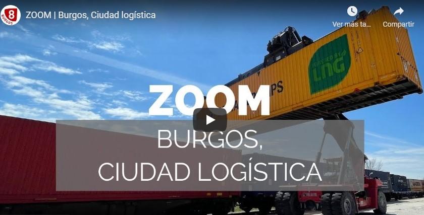 Reportaje en el canal La 8 Burgos